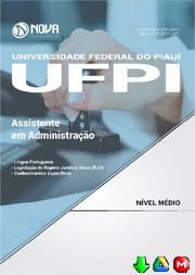 Apostila UFPI: Assistente em Administração