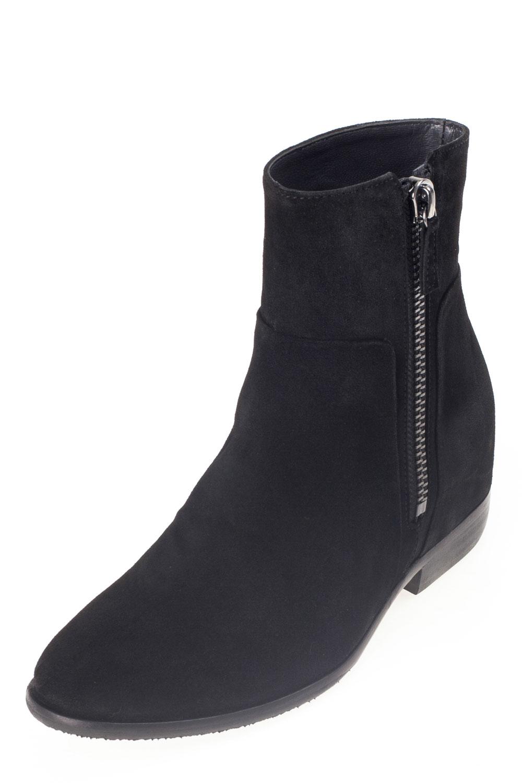 Schwarze Ankle Boots von Homers
