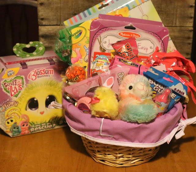 Easter Basket Ideas for Girls