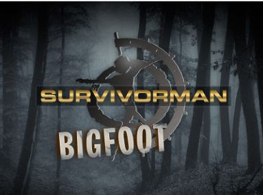 Survivorman Bigfoot Les Stroud Show