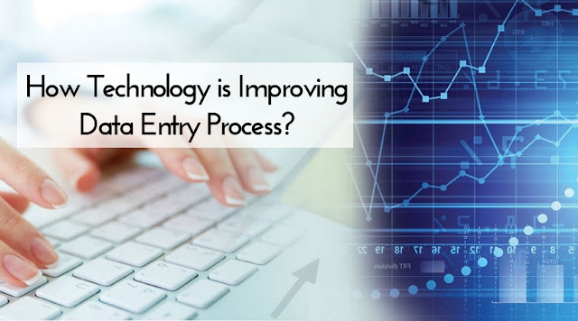 technology for data entry