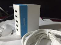 Remax Youth Edition Multiple Ports (5 Ports) USB Charging Hub