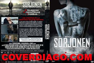 Sorjonen - Bordertown   Season / Temporada 02