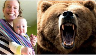 Μητέρα και η 10 μηνών κόpη της κατασπαράχθηκαν από αρκούδα στον Καναδά