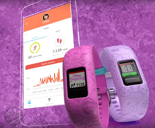 Disney Princess vívofit jr. 2 Kids Fitness Tracker