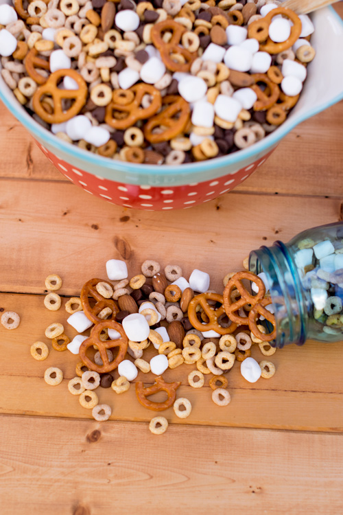 Gluten Free Trail Mix recipe