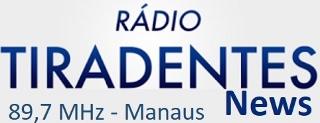 Rádio Tiradentes News FM de Manaus AM ao vivo