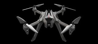 Spesifikasi Drone MJX Bugs 3H - OmahDrones