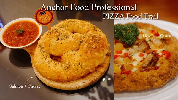 PizzaArt Food Trail with Anchor FP
