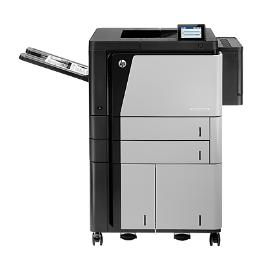 HP Laserjet M806x+Printer