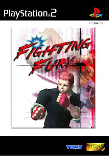 Fighting Fury: PS2 Download games grátis