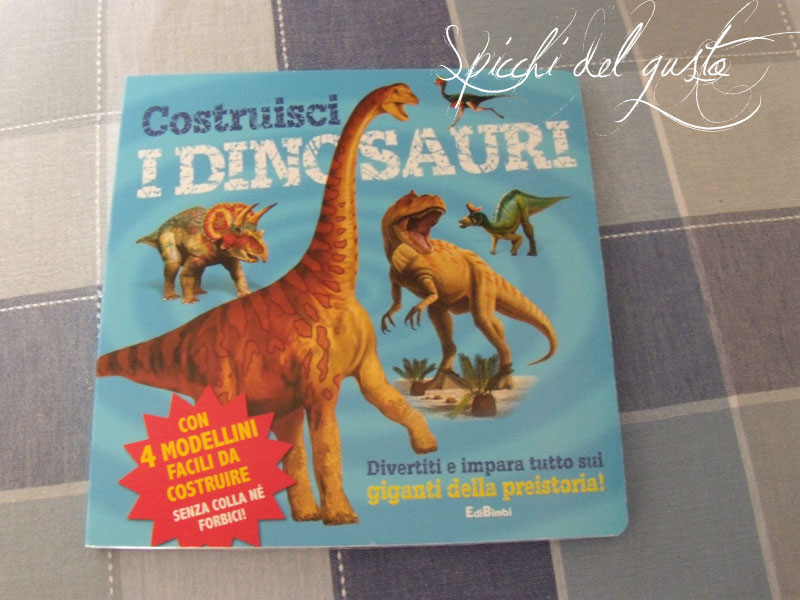Costruisci i dinosauri