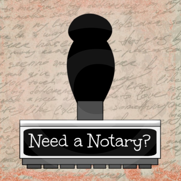 Need a Notary Stamp Shirts