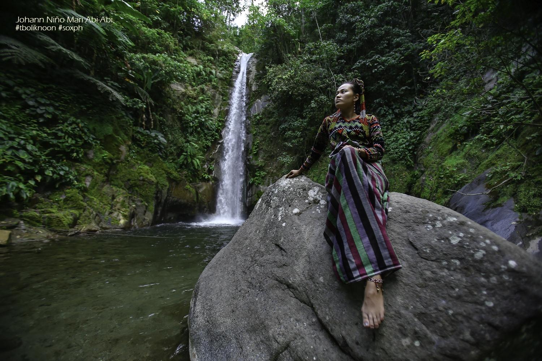 Enchanting falls at Hidak Eco-Park | Tboli, South Cotabato