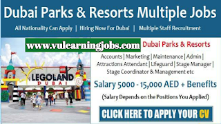 Dubai Parks And Resorts Careers - Middle East - Jobs In 2019