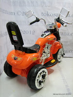 5 Motor Mainan Aki DoesToys DT9908 Moge