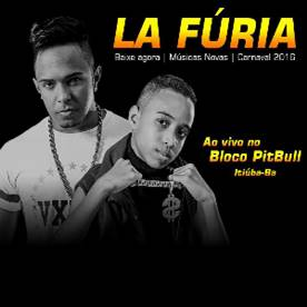 La Fúria - Ao Vivo Em Itiuba - BA - 17.02.2016