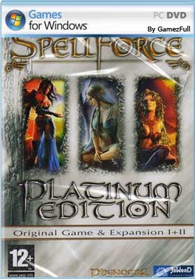 SpellForce Platinum Edition PC [Full] Español [MEGA]