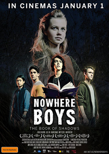 Nowhere Boys: The Book Of Shadows (2016) เด็กปริศนากับคาถามหัศจรรย์: คัมภีร์แห่งเงามืด (ซับไทย)