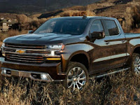 2019 Chevy Silverado 2500HD Duramax and Release Date