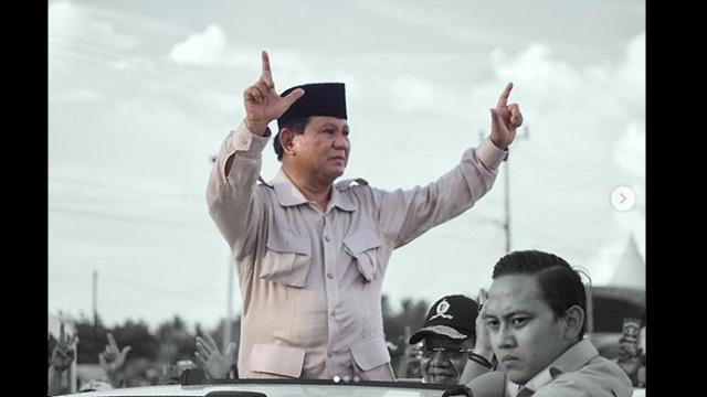 Di Depan Relawan dan Simpatisan Tanah Kaili, Prabowo Ingatkan soal Ini