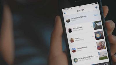 Cara Menghilangkan Suara [ Mute ] Notifikasi Instagram Direct Message, Begini caranya