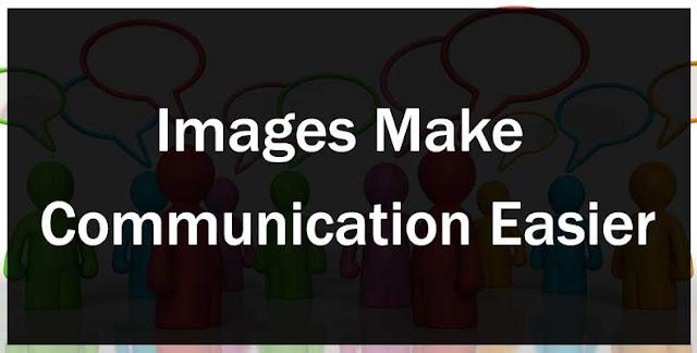 Images Make Communication Easier : eAskme