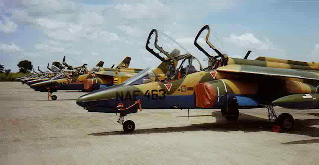 Nigeria Air Force Restrategise  Operations, Trains First Female Fighter Pilot To Battle With Boko Haram