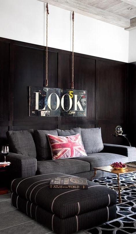 loft living room interior design