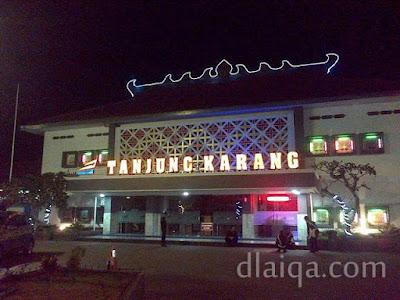 Stasiun Kereta Api Tanjung Karang, Lampung