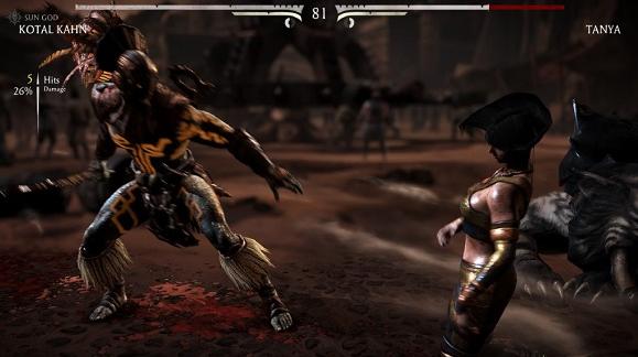 Mortal Kombat X Pc High Compressed 40 Mb