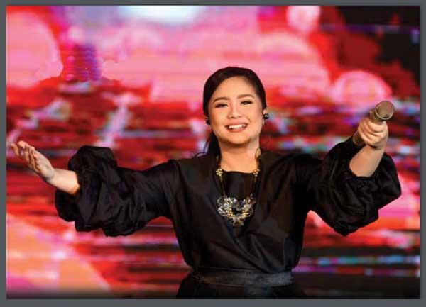 Gita Gutawa Semangat Bermusik