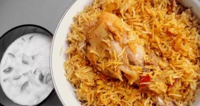 BEST FOOD RECIPES IN SRI LANKA: CHICKEN BURIYANI