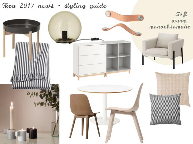 Appunti di casa ikea new in my styling guide