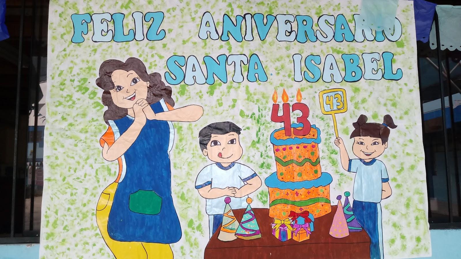 Ie 6086 Santa Isabel De Villa Concursos De Murales Y