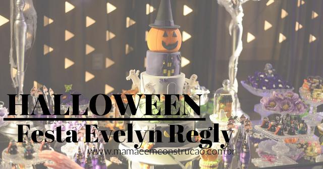 festa da Evelyn Regly