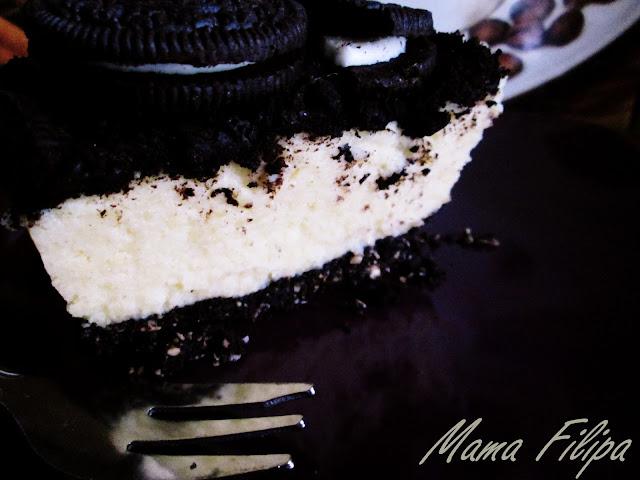 Pyszne, zdrowe i dietetyczne Ciasto Oreo.