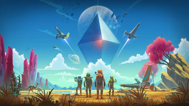 No Man's Sky NEXT confirma fecha de lanzamiento y contenido multijugador