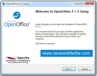 Cara Mudah Install Open Office Pada OS Windows
