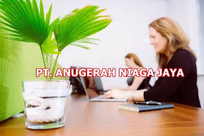 Lowongan Kerja PT. Anugerah Niaga Jaya Pekanbaru September 2018