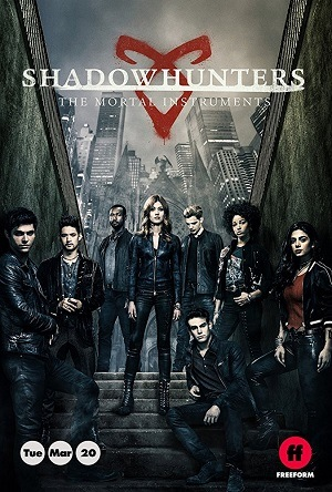 Shadowhunters - 3ª Temporada Séries Torrent Download capa