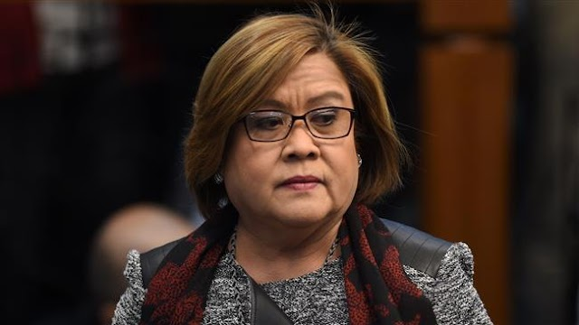 Philippines to arrest ex-justice minister Leila de Lima over drugs