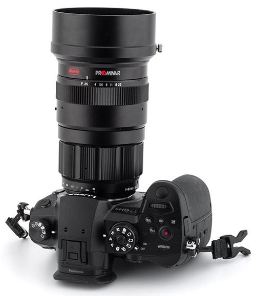 Kowa 90mm f/2.5 Macro