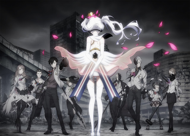 Caligula anime wallpaper hd