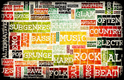 Music genres - style musical