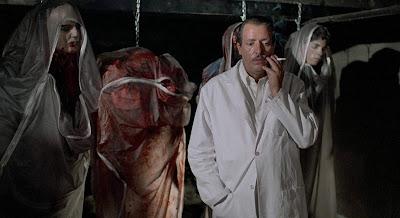 THE UNDERTAKER, film d'horreur avec Joe Spinell (1988), nécrophilie