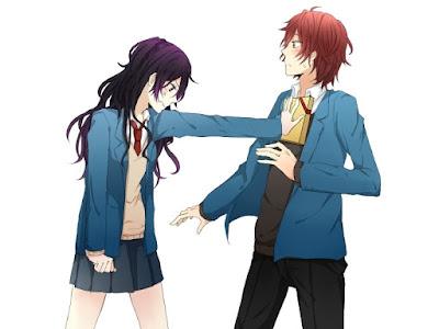 nijirro days anime romance terbaik dan terromantis