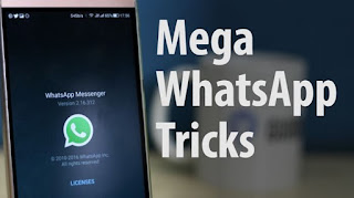 Tips dan trik whatsapp Android dan iOS