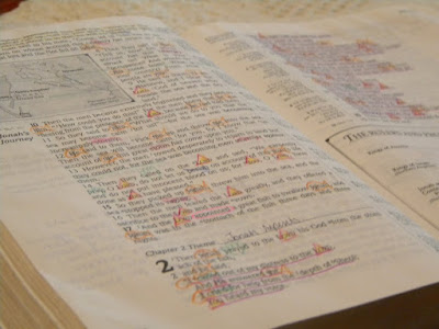 A New Way to Read the Bible : : An Embracing Gray Post