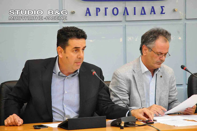 Απολογισμός πεπραγμένων της Δημοτικής Αρχής του Δήμου Ναυπλιέων για τα έτη 2014 - 2017